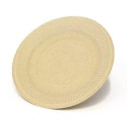 BeGreen Fiber Round Plate 6 in BG-P006