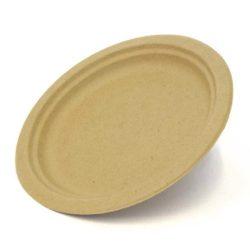 BeGreen Fiber Round Plate 9 in BG-P009