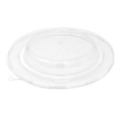 BeGreen PET Clear Dome Lid for Round Bowl 32 oz BG-B032-FPL