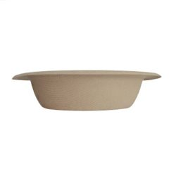 BetterEarth Fiber Bamboo Round Bowl 16 oz BE-FRB16EB