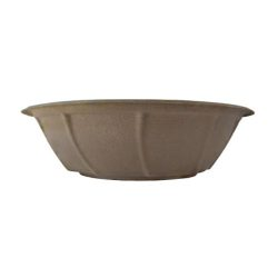 BetterEarth Fiber Bamboo Round Bowl 32 oz BE-FRB32EB
