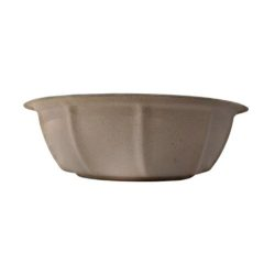 BetterEarth Fiber Bamboo Round Bowl 40 oz BE-FRB40EB