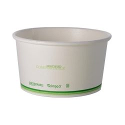 Conserveware Compostable Paper PLA Lined Container 12 oz 42FC12