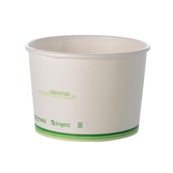 Conserveware Compostable Paper PLA Lined Container 8 oz 42FC08