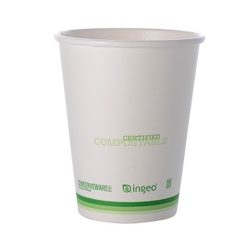 Conserveware Compostable Paper PLA Lined Hot Cup 10 oz 42HC10