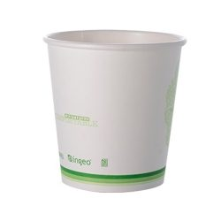 Conserveware Compostable Paper PLA Lined Hot Cup 8 oz 42HC08