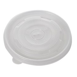 Conserveware PP Flat Lid for Container 12-32 oz 42FCLPP115