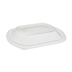 EarthChoice MFPP Clear Dome Lid for Microwavable Container 16-32 oz YCN8462HPPD0