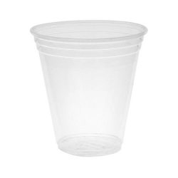 EarthChoice PLA Clear Cold Cup 12-14 oz YPLA1412C