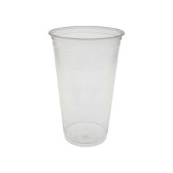 EarthChoice PLA Clear Cold Cup 24 oz YPLA24C