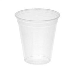 EarthChoice PLA Clear Cold Cup 7 oz YPLA7C