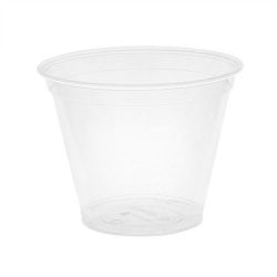 EarthChoice PLA Clear Cold Cup 9 oz YPLA9C