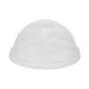 EarthChoice PLA Clear Dome Lid for Cold Cup 12-14-16-18-20-24 oz YPLADL24CNH