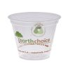 EarthChoice PLA Clear Print Cold Cup 9 oz YPLA9CEC
