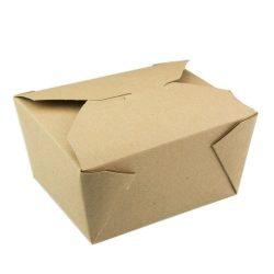 EarthChoice Paper Kraft Box 5 in x 4.5 in x 2.5 in SMB01KEC2