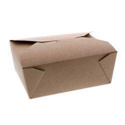 EarthChoice Paper Kraft Box 6.75 in x 5.5 in x 2.5 in SMB08KEC2