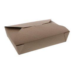 EarthChoice Paper Kraft Box 8.5 in x 6.25 in x 1.9 in SMB02KEC2