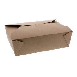 EarthChoice Paper Kraft Box 8.5 in x 6.25 in x 2.5 in SMB03KEC2