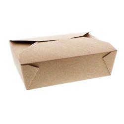 EarthChoice Paper Kraft Box 8.5 in x 6.25 in x 3.25 in SMB04KEC2