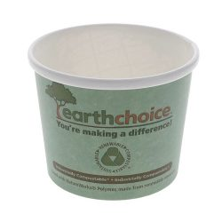 EarthChoice Paper PLA Lined Soup Cup 12 oz PHSC12ECDI