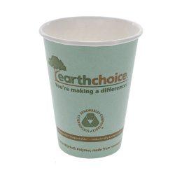 EarthChoice Paper Print Hot Cup 12 oz DPHC12EC