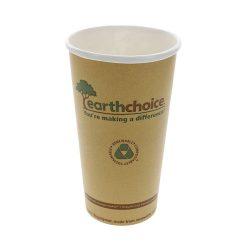 EarthChoice Paper Print Hot Cup 20 oz DPHC20EC