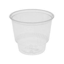 EarthChoice rPET Clear Sundae Portion Cup 12 oz YPS12C