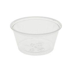 EarthChoice rPET Clear Sundae Portion Cup 5 oz YPS5CA