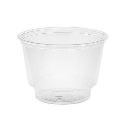 EarthChoice rPET Clear Sundae Portion Cup 8 oz YPS8C
