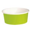PacknWood Paper Green Buckaty Container 24 oz 5.9 in 210PC750V