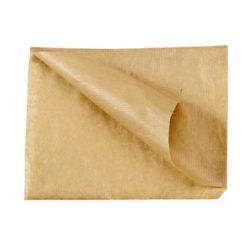 PacknWood Paper Kraft 2 Side Open Bag 6.5 in x 6.5 in 210PAPOK17