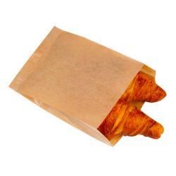 PacknWood Paper Kraft All Purpose Bag 5.5 in x 2.76 in x 8.66 in 210SCR6BR