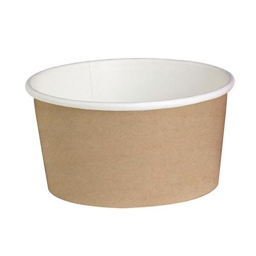 PacknWood Paper Kraft Deli Container 20 oz 4.49 in 210DELIPOC20