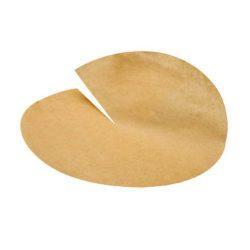 PacknWood Paper Kraft Greaseproof Cone Sheet 10.6 in 210PAPC27