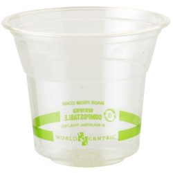 World Centric Clear Cold Cup 5 oz CP-CS-5