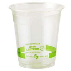 World Centric Clear Cold Cup 7 oz CP-CS-7